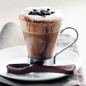 Cucchiaino in cioccolato