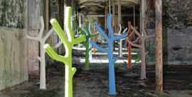 Anche lo stendibiancheria di design - Stendibiancheria da giardino ...