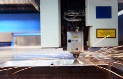 LaserMio: taglio lamiera al laser