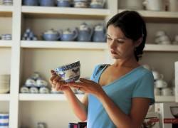 Scelta di stoviglie ceramiche