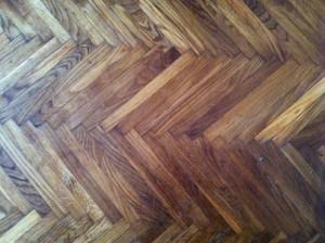 Parquet in legno inizio 900