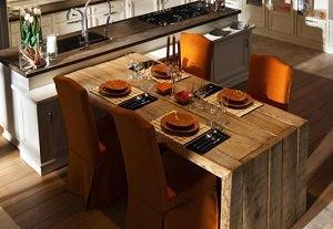 L'Ottocento: tavolo One
