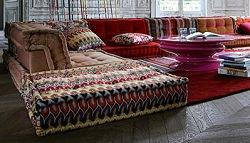 Il salotto da comporre for Mah jong divano