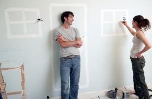arredare le pareti