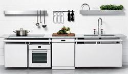 Opinion Ciatti. Axis: esempio di cucina assemblata