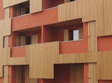 Social Housing a Brescia: Rubner.