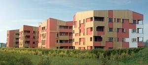 Social Housing a Brescia. Rubner.