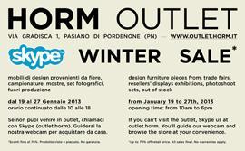Horm, Skype Winter Sale
