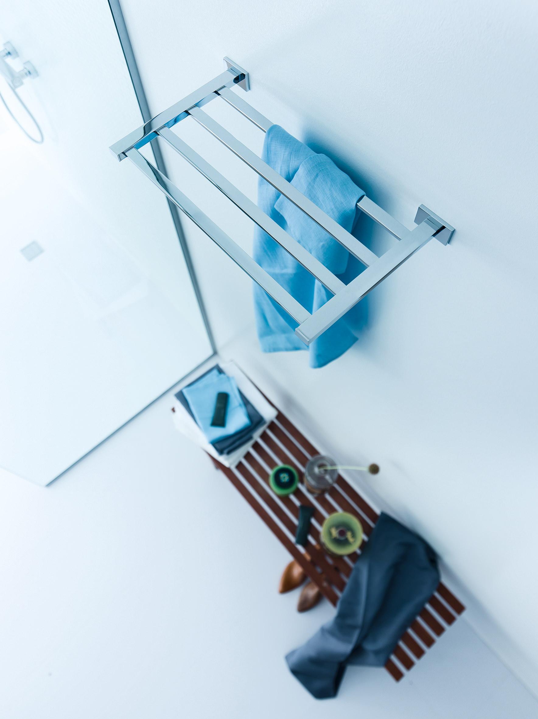 Dove mettere porta asciugamano in bagno - Accessori doccia ikea ...