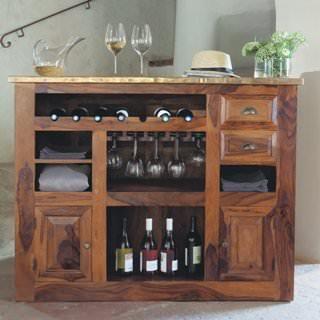 mobili da bagno la maison du monde mobili da bar in casa