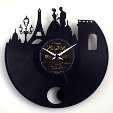 Orologio Paris di Vinyluse da LOVEThESIGN