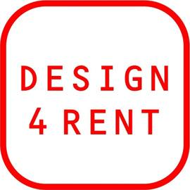 Design4rent, logo