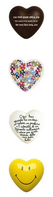 Creativando, Heart Gallery, cuori in ceramica