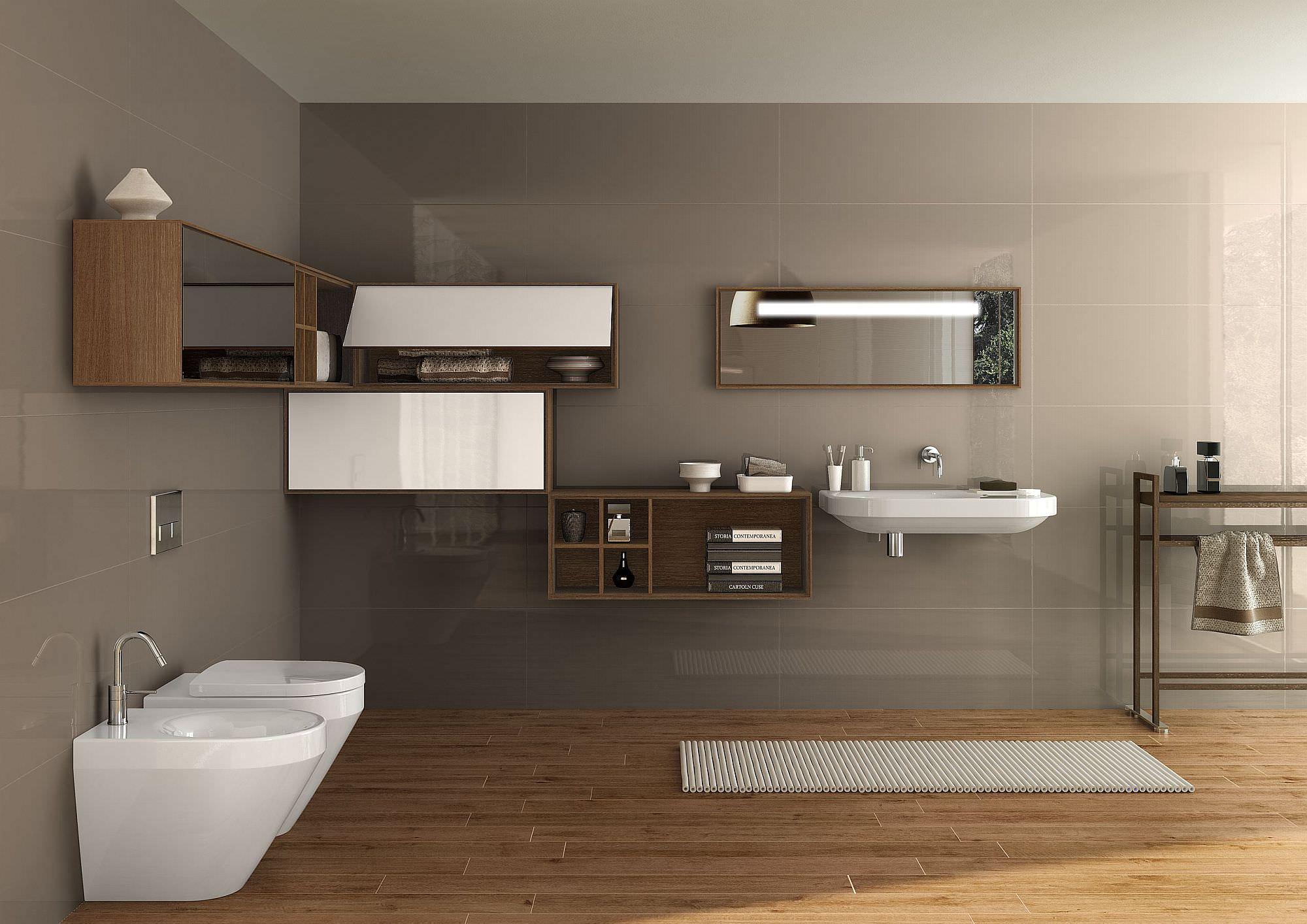 Mobili Componibili Bagno : Mobili componibili per il bagno