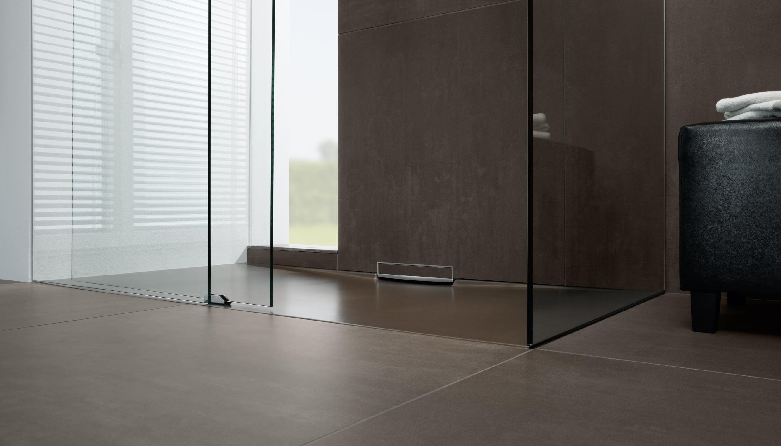 Piatti doccia sottilissimi for Piastrelle 3 mm