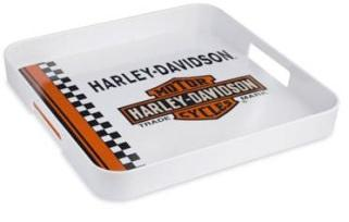 Checkerboard Stripe Tray di Harley-Davidson