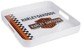 Checkerboard Stripe Tray di Harley-Davidson