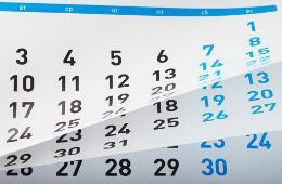 Calendario assemblea condominiale