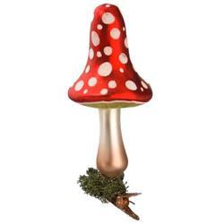 Decorazioni orticole_funghi