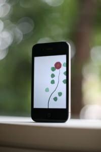 Flowerium, App per iDevice