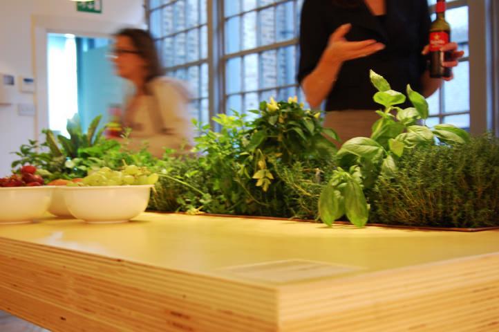The Growing Table, Elena Comincioli