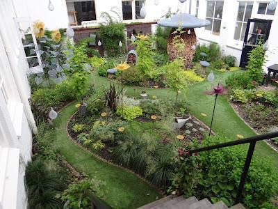 Giardino della biodiversit - Giardino interno casa ...