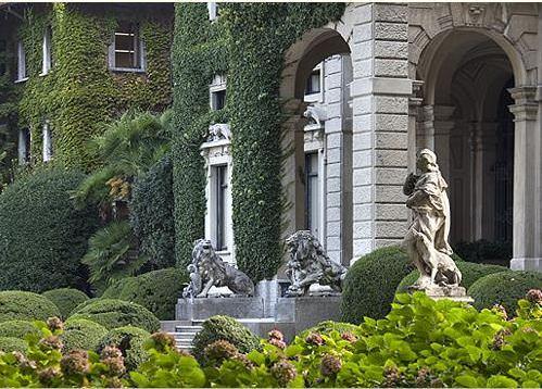 Orticolario a Villa Erba, Como