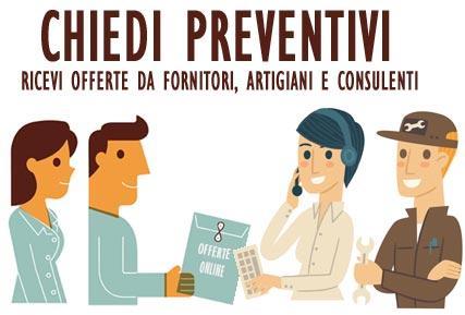 chiedi preventivo