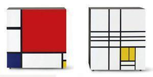 Homage to Mondrian di Cappellini