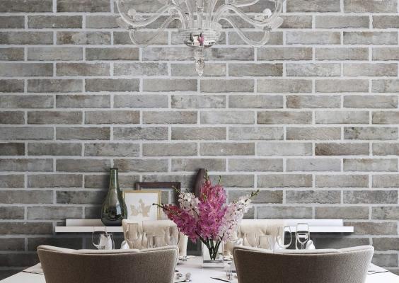 Ceramica Rondine Brick Generation collezione Tribeca Ambiente Mud