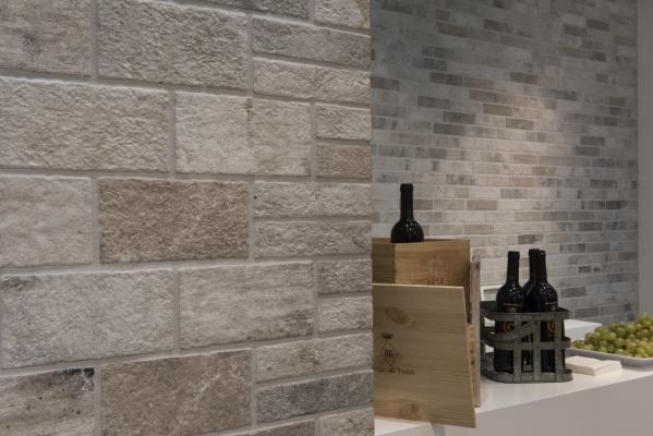 Ceramica Rondine Brick Generation collezione London Fog 13X25 e 6X25