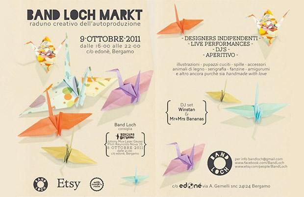 Band Loch Markt