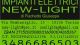 New Light Di Fischetto Giuseppe
