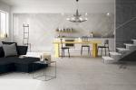 Imola Tiles collezione Muse zona living