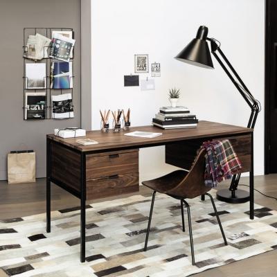 Angolo studio Maisons du Monde con scrivania berkley