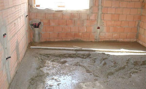 Foto costruzione riscaldamento a pavimento - Lavorincasa forum ...