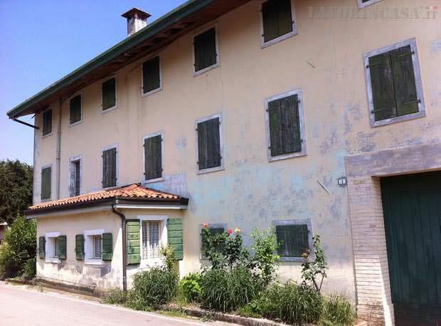 Ristrutturazione casa colonica