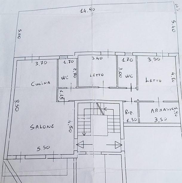 Progettazione casa nuova for Progettazione di una casa
