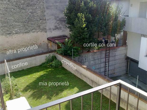 Isolamento acustico esterno abbaio cani del vicino - Lavorincasa forum ...