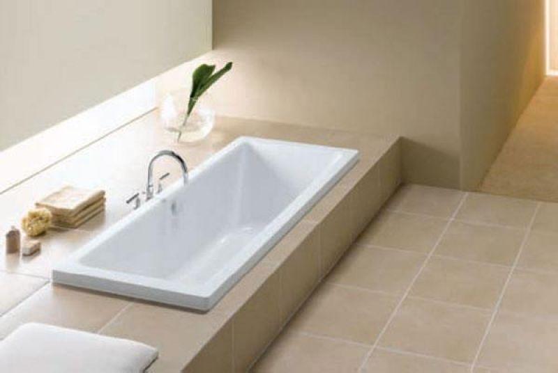 Consiglio per vasca da bagno - Vasca da bagno muratura ...