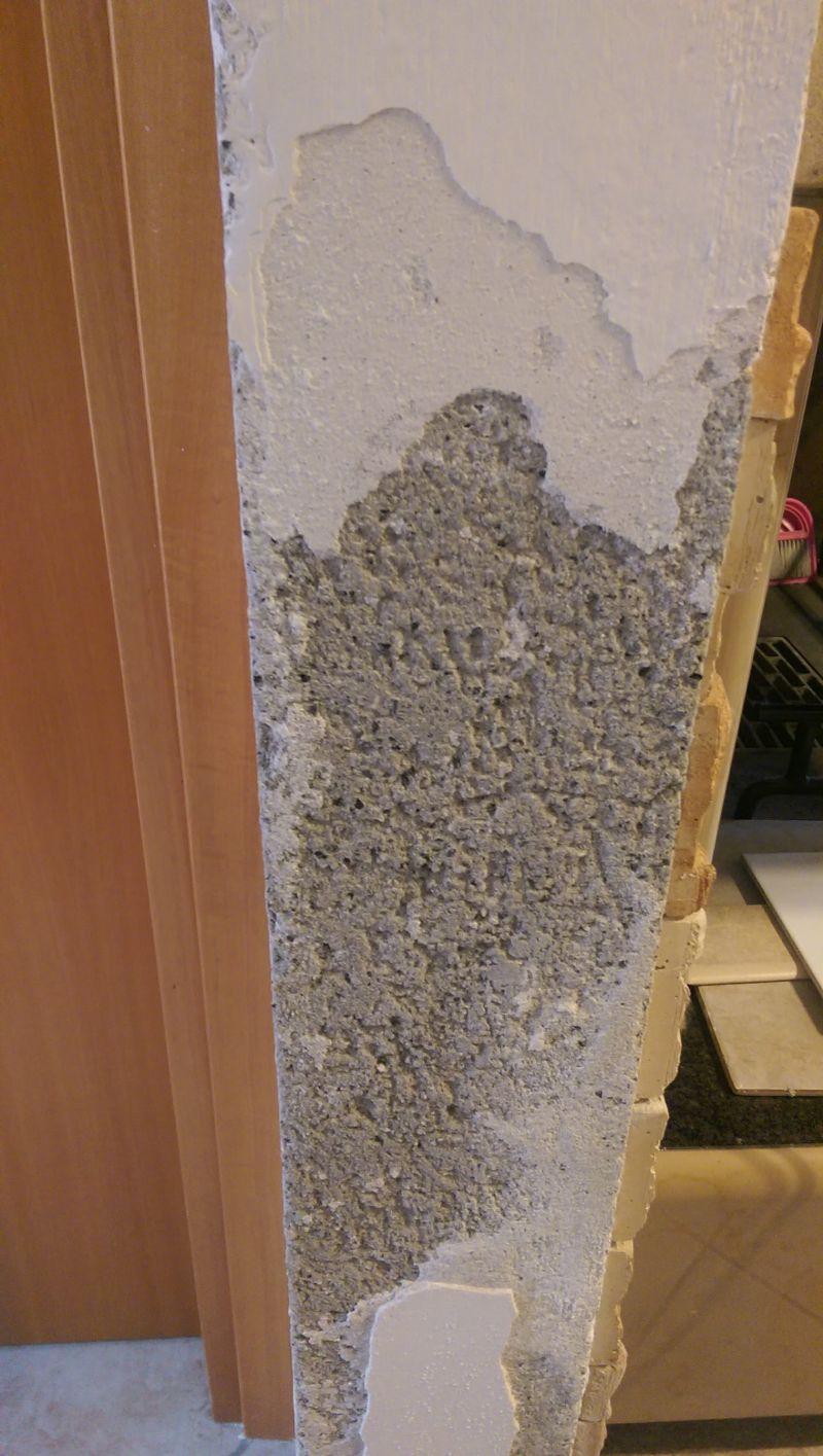 Ripristinare muro danneggiato - Lavorincasa forum ...