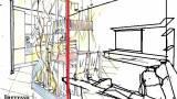 Disposizione ambienti di un piccolo appartamento di 40 mq 1 del commento di Previatoantonio