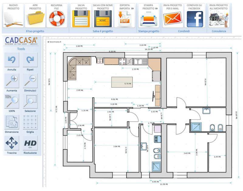 Discussione su progetto illuminazione casa da ristrutturare - Lavorincasa forum ...