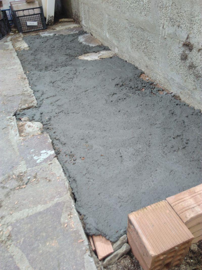 Riempire buca con cemento - Lavorincasa forum ...
