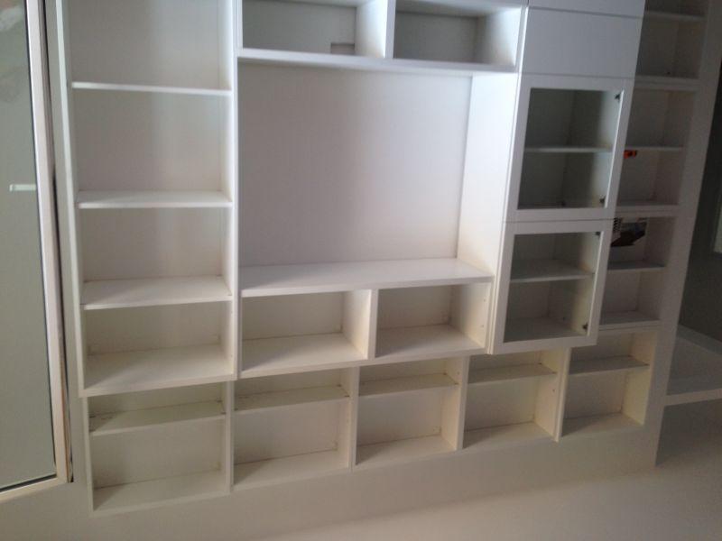 Libreria Su Misura Ikea Ikea Galant Scaffale Bianco Mobili Ufficio