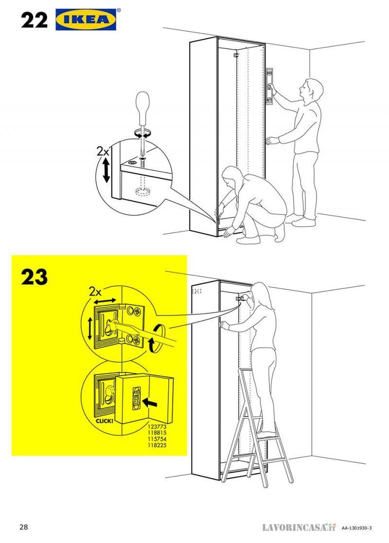 Forum Progettazione Discussione Su Montaggio Armadio Ikea Pax