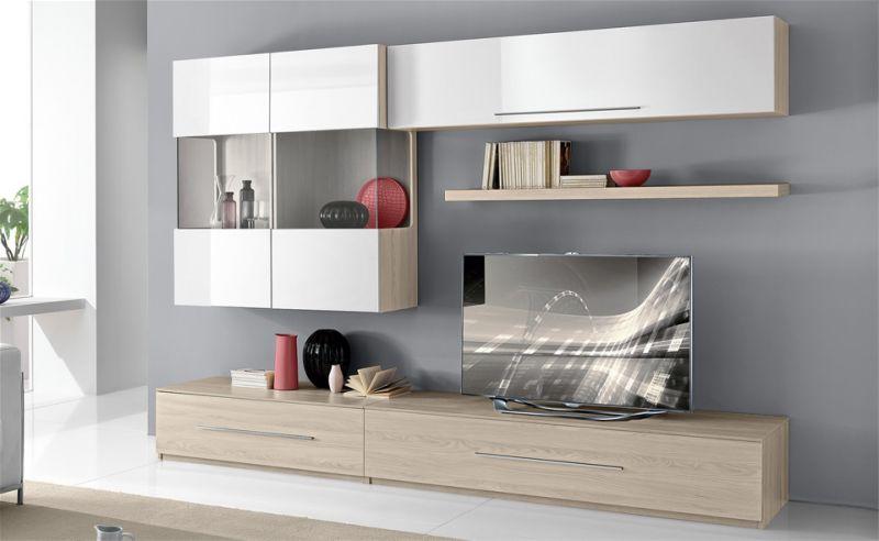 Emejing Parete Soggiorno Economica Ideas - House Design Ideas 2018 ...