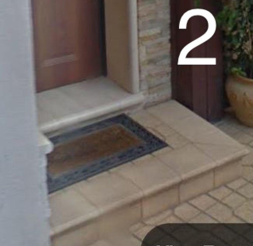 Soglia Marmo Porta Ingresso forum edilizio: discussione su gradino ingresso esterno casa