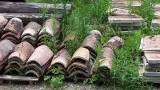 antiche tegole alla romana