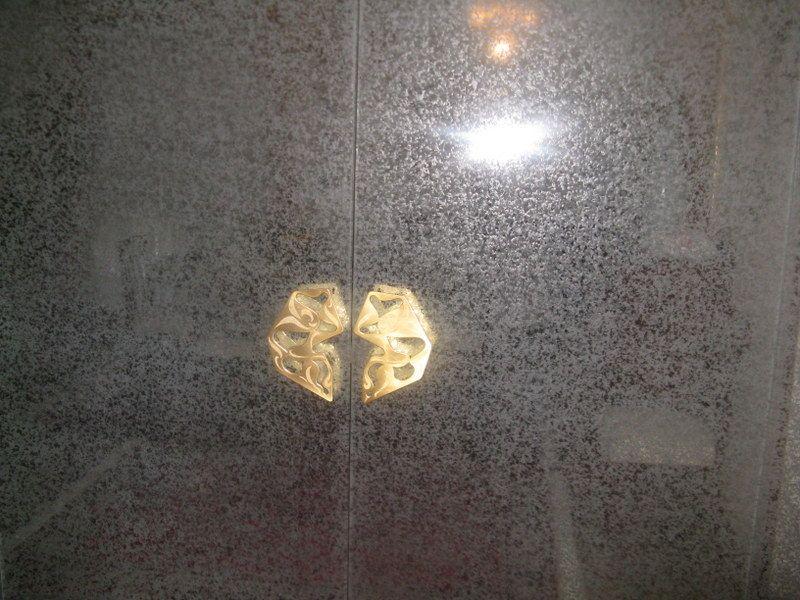 Vetrata in cristallo FONTANA ARTE 2